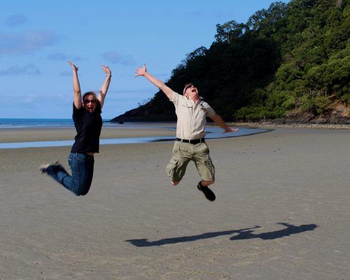 Cape Tribulation beach Daintree Rainforest Tours